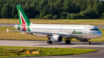 EI-DSL - Airbus A320-216 - Alitalia