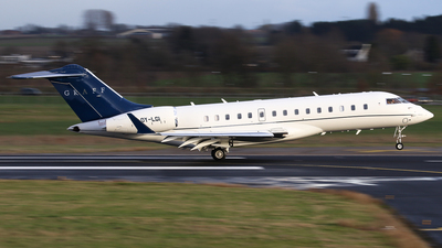 OY-LGI - Bombardier BD-700-1A10 Global 6000 - ExecuJet Scandinavia