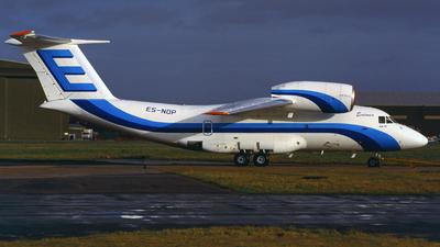 ES-NOP - Antonov An-72-100D - Enimex