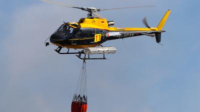 D-HDAN - Aérospatiale AS 350B3 Ecureuil - S.P. Helicopter Service