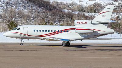 N544CM - Dassault Falcon 900 - Private