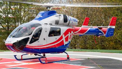 LX-HMD - McDonnell Douglas MD-900 Explorer - Luxembourg Air Rescue (LAR)