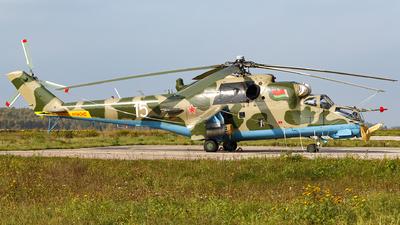 15 - Mil Mi-24K Hind D - Belarus - Air Force