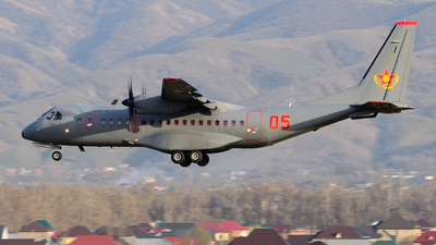05 - CASA C-295 - Kazakhstan - Air Force