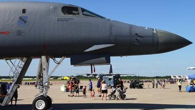 85-0073 - Rockwell B-1B Lancer - United States - US Air Force (USAF)