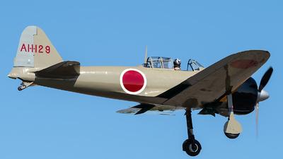NX8280K - Mitsubishi A6M2 Zero - Private