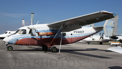 YV403T - PZL-Mielec An-28 - Private