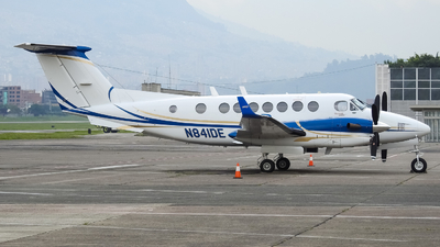 N841DE - Beechcraft B300C King Air 350C - United States - Drug Enforcement Administration