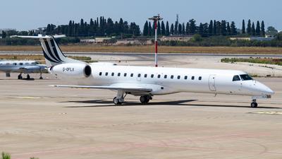 G-OFLX - Embraer ERJ-145LU - BAE SYSTEMS Corporate Air Travel