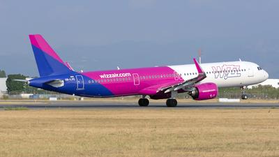 A picture of HALVS - Airbus A321271NX - Wizz Air - © Davide Mascheroni