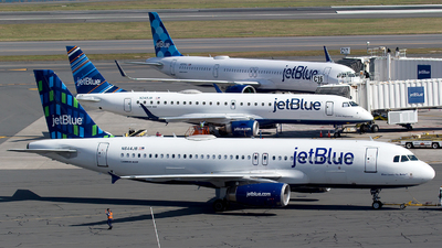 A picture of N644JB - Airbus A320232 - JetBlue Airways - © Bora Polater