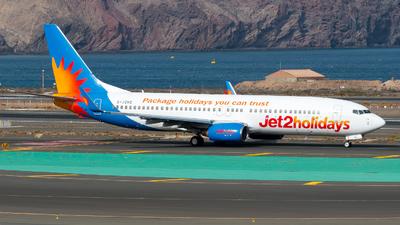 A picture of GJZHD - Boeing 737808 - Jet2 - © Pablo Gonzalez de Leon