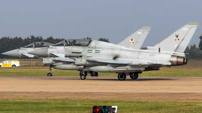 ZK383 - Eurofighter Typhoon T.3 - United Kingdom - Royal Air Force (RAF)