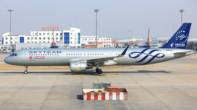 B-8976 - Airbus A321-211 - China Eastern Airlines