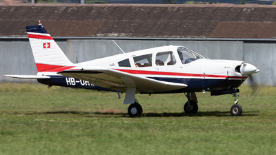 HB-OHW - Piper PA-28R-200 Cherokee Arrow - Private