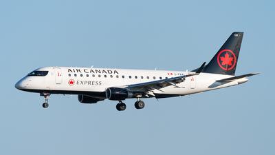 C-FEKI - Embraer 170-200SU - Air Canada Express (Jazz Aviation)