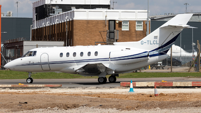 G-TLCL - Raytheon Hawker 800XP - Private