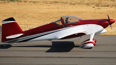 N422RV - Vans RV-6 - Private