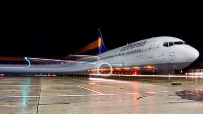 D-ABIY - Boeing 737-530 - Lufthansa