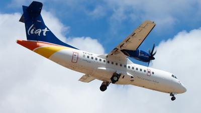 V2-LIF - ATR 42-600 - Leeward Islands Air Transport (LIAT)