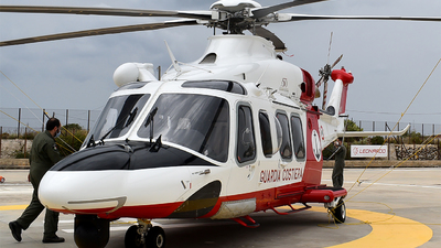 A picture of MM81885 - AgustaWestland AW139CP -  - © Vincenzo Caccamo