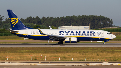 A picture of EIENT - Boeing 7378AS - Ryanair - © António Jorge Oliveira
