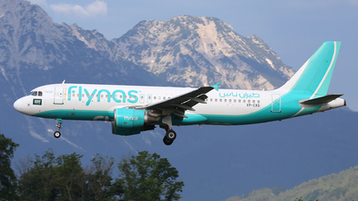 A picture of VPCXG - Airbus A320214 - Flynas - © Karl Dittlbacher
