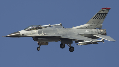 88-0494 - General Dynamics F-16CM Fighting Falcon - United States - US Air Force (USAF)