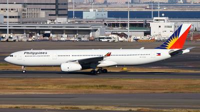 RP-C8764 - Airbus A330-343 - Philippine Airlines