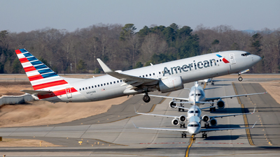 A picture of N890NN - Boeing 737823 - American Airlines - © Yan777