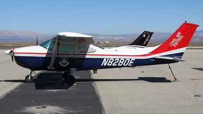 N8280E - Cessna 182R Skylane - Civil Air Patrol