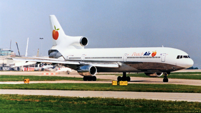 TF-ABE - Lockheed L-1011-1 Tristar - Peach Air
