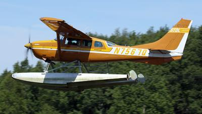 N7567Q - Cessna U206G Stationair - Private