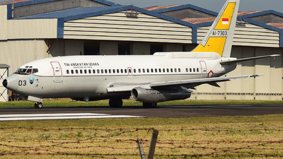 AI-7303 - Boeing 737-2X9(Adv) Surveiller - Indonesia - Air Force
