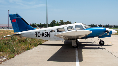 TC-ASN - PZL-Mielec M-20-03 Mewa - Aresti Aviation