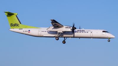 YL-BAE - Bombardier Dash 8-Q402 - Air Baltic