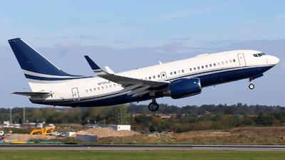 N737LE - Boeing 737-75V(BBJ) - Private