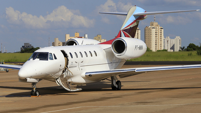 PT-MMN - Cessna 750 Citation X - TAM Jatos Executivos