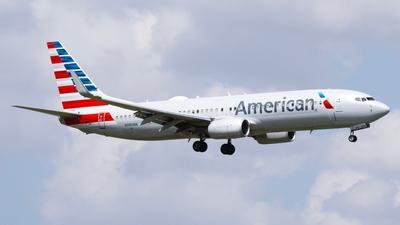 N986NN - Boeing 737-823 - American Airlines