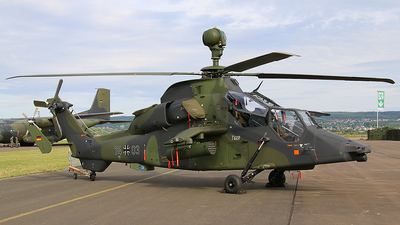 74-03 - Eurocopter EC 665 Tiger UHT - Germany - Army