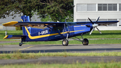 F-GRUB - Pilatus PC-6/B2-H2 Turbo Porter - Private