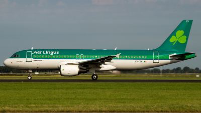 EI-EZV - Airbus A320-214 - Aer Lingus