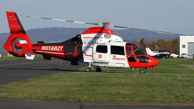 A picture of DHFOG - Airbus Helicopters AS365 Dauphin - [006356] - © Daniel Schwinn