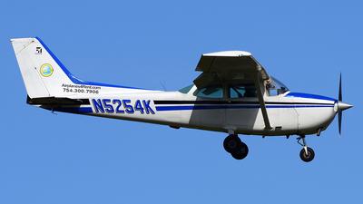 A picture of N5254K - Cessna 172P Skyhawk - [17274033] - © Agustin Anaya