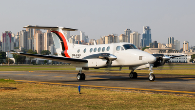 PR-ESP - Beechcraft B200GT Super King Air - Brazil - Military Police