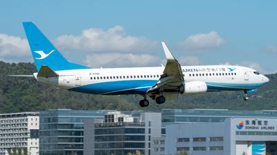 B-5792 - Boeing 737-85C - Xiamen Airlines