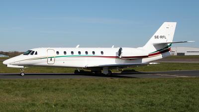 SE-RFL - Cessna 680 Citation Sovereign - Private
