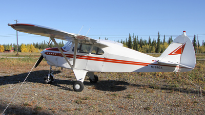 A picture of N3380A - Piper PA22135 - [221637] - © C. v. Grinsven