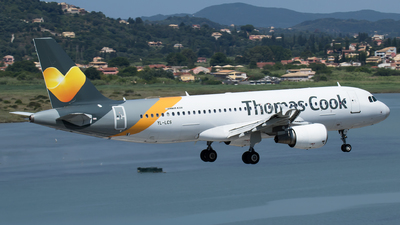 YL-LCS - Airbus A320-214 - TUI (Smartlynx Airlines)