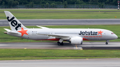 VH-VKG - Boeing 787-8 Dreamliner - Jetstar Airways